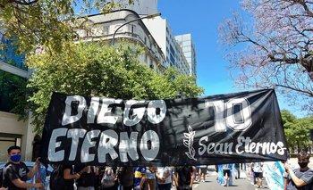 Convocan a una marcha para pedir justicia por la muerte de Diego | Diego maradona
