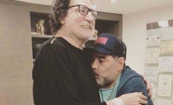 La emotiva carta de Charly García para despedir a Diego Maradona   Carta a un amigo