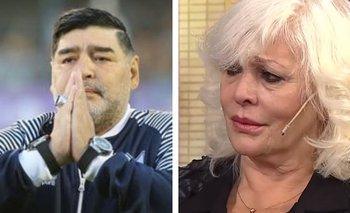 Cantando 2020: Diego Maradona fue homenajeado por Luisa Albinoni | Televisión