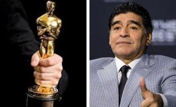 El día que Diego Maradona llegó a los premios Oscar | Cine