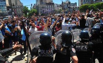 Cruces entre Nación y Ciudad por el fallido operativo de seguridad | Murió diego maradona