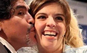 "Dalma Maradona destruyó a revista Caras: ""Jugada asquerosa""   Murió diego maradona"