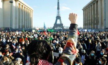 Francia : un quiebre en el país de los DD.HH.  | Francia