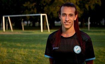 Mara Gómez, la futbolista trans que jugará en primera categoría | Fútbol femenino