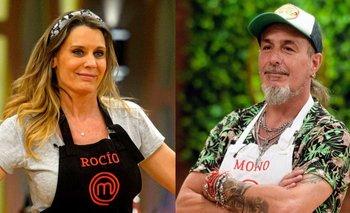 MasterChef: el Mono de Kapanga y Rocío Marengo volvieron al juego   Televisión