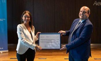 La ANAC aprobó la fusión entre Aerolíneas Argentinas y Austral   Transporte