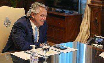 Los detalles del primer contacto entre Alberto Fernández y Biden | Argentina - ee.uu.