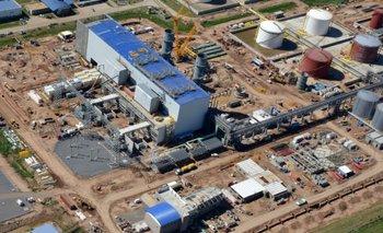 Encienden la segunda turbina de la central térmica Vuelta de Obligado | Santa fe