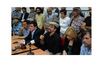 Liberaron al líder de Quebracho, Fernando Esteche   Fmi