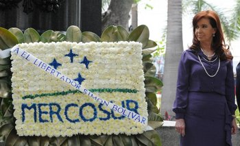 Comienza mañana la cumbre del Mercosur | Cristina kirchner