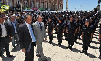 Ya hay 2 mil policías en la Costa Atlántica y el Operativo Sol será en 2015 un 50% mayor | Provincia