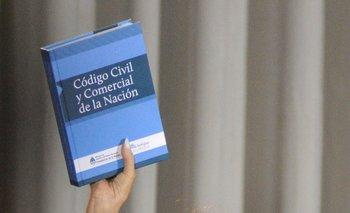 El Gobierno promulgó el adelantamiento del Código Civil | Código civil