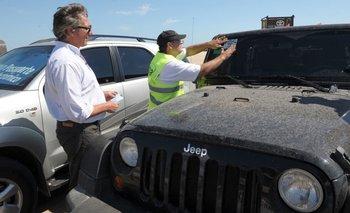 Arba controlará la evasión tributaria con un centenar de cámaras | Evasión