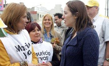 """Vidal: """"En mi partido no se discute quién acompañará a Mauricio si no va Michetti""""   Elecciones 2015"""