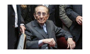 Se hizo efectiva la renuncia de Fayt y la Corte Suprema quedó con tres miembros | Carlos fayt