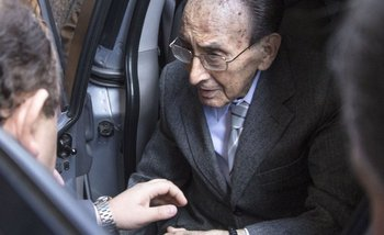 Fayt se despidió de la Corte Suprema tras 32 años en el cargo | Carlos fayt