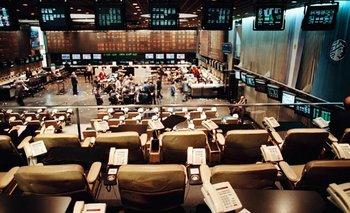 La bolsa porteña se desplomó 4,5% | Bolsa de comercio