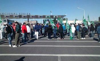 Ultimátum de 48 horas para la expropiación de Rasic | Aeropuerto internacional de ezeiza