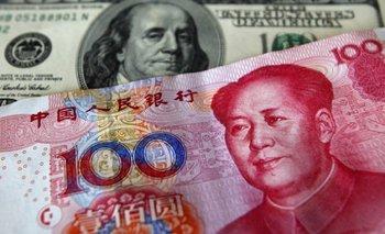 El Banco Central convirtió yuanes de las reservas en más de 3.000 millones de dólares | Federico sturzenegger