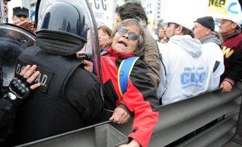 Las 10 represiones más feroces del primer año de Macri | Desempleo