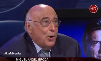 La lapidaria calificación de un economista PRO sobre Macri   Miguel ángel broda