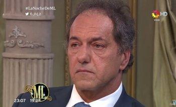 La ofensiva tapa de la revista Noticias contra Scioli   Daniel scioli