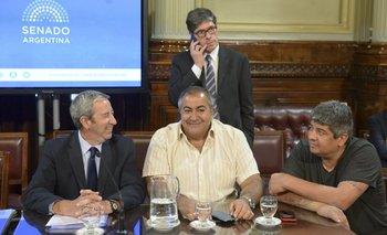 Tras el acuerdo con el Gobierno, la CGT pidió perdón por el paro de transportes   Impuesto a las ganancias