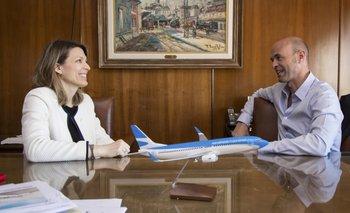 La trama secreta de la renuncia de Costantini a Aerolíneas | Aerolíneas argentinas