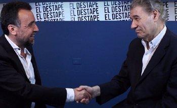 El primer editorial de Víctor Hugo Morales en El Destape   Análisis ed
