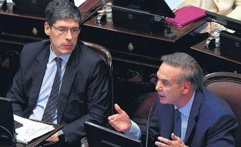 Por qué Abal Medina se abstuvo en la votación de la reforma previsional | Juan manuel abal medina