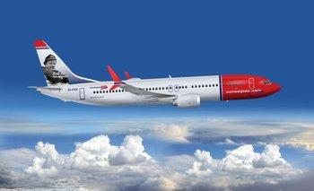 En medio del conflicto por la deportación, el Gobierno otorgó rutas aéreas a una aerolínea noruega   Aerolíneas argentinas