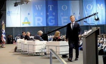 Macri criticó a los que ponen por delante al interés nacional   Mauricio macri
