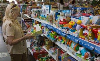 Navidad con inflación: suben los precios de los juguetes | Venta de juguetes