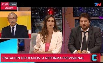 Morales Solá salió a pedir más represión y lo comparó con el 2001 | Represión de 2001