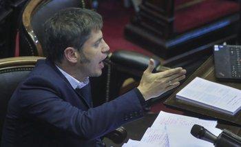 Kicillof destrozó la reforma tributaria | Reforma tributaria