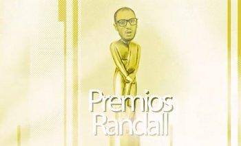 Enterate quiénes se llevaron los premios Randall 2017 | Roberto navarro