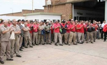 Reactivan Vassalli y 300 empleados vuelven al trabajo  | Revertir la crisis