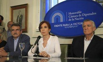 Con la vuelta de Cristina Kirchner, el Senado debatirá el Presupuesto 2018 | Presupuesto 2018