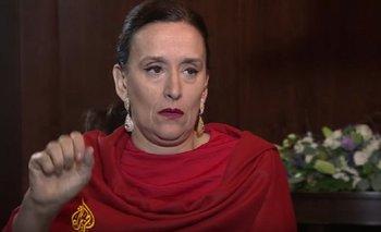 Cristina recordó el Memorándum con Qatar e incomodó a Michetti en plena sesión   Acuerdo con qatar