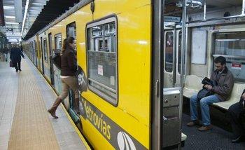 Comenzó el paro de subtes en la línea B | Metrodelegados