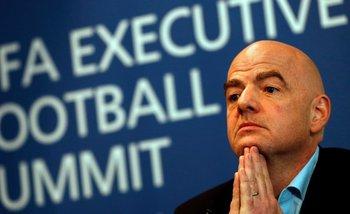 Insólito, el presidente de la FIFA tendrá su lugar en la cumbre del G20   Fifa