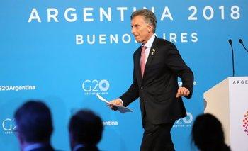 Fútbol y G20: Macri logró que los Libertadores de América se revuelquen en sus tumbas | Macri presidente