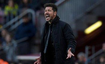 La terminante respuesta de Simeone cuando le preguntaron por el traslado de la Superfinal a Madrid   Diego simeone