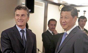 Mientras prepara un brutal ajuste para 2019, Macri le hizo un regalo ultramillonario al presidente de China   Xi jinping