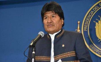 El Tribunal Electoral permite que Evo Morales sea candidato en Bolivia   Evo morales