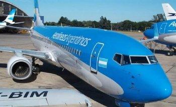 Crecen los problemas en Aerolíneas Argentinas   Aerolíneas argentinas
