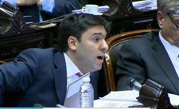 Así defendió Diego Bossio al Grupo Clarín por Papel Prensa en la Cámara de Diputados | Diego bossio
