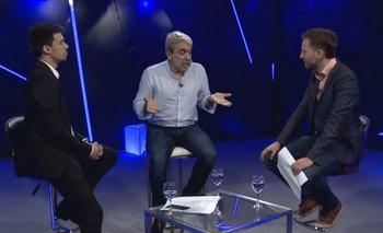"""Aníbal Fernandez: """"El hermano de Macri blanqueó U$35 millones y no sabemos si los robó o si vende falopa""""   Entrevista exclusiva"""