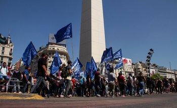 Movimientos sociales marcharon para reclamar por vivienda digna | Ciudad