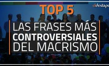 RANKING | El Destape te invita a conocer el ranking de periodistas más macristas | Top 5